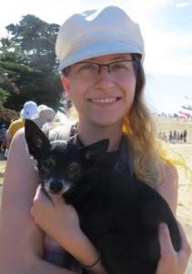 Bethany plus pup 3