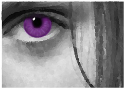 PURPLE_EYE very small