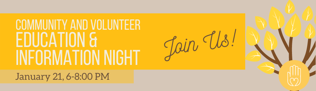 Volunteer Information Night